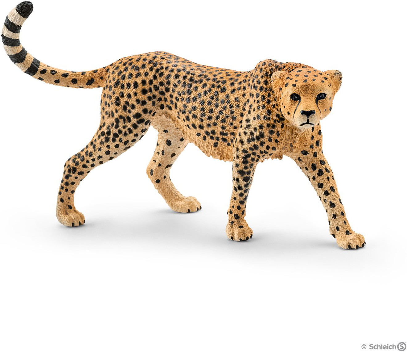 Toys From Africa : Schleich africa female cheetah toy figure quinnderella s