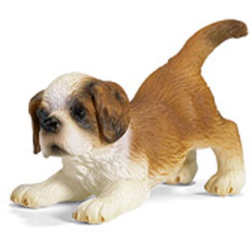 St Bernard Puppy Pinwheel Toys