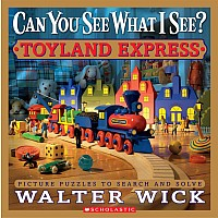 Can You See What I See? Toyland Express