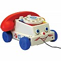 Fisher Price Chatter Phone pull toy