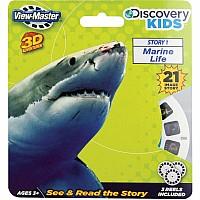 Marine Life  View master 3 Reels