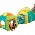 Adventure Tent & Tunnel Combo Set