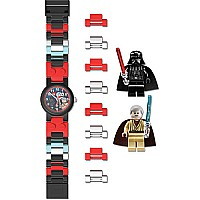 LEGO Darth Vader & Obi Wan Combo Watch Set