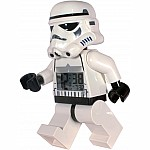 Lego S.W. Storm Trooper Clock