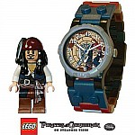 Lego Jack Sparrow Watch