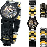 LEGO Diecast Super Hero Batman Link Watch