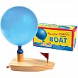Balloon Powered Boat