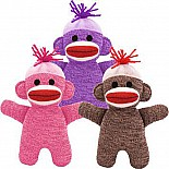 Sock Monkey Babies Brown