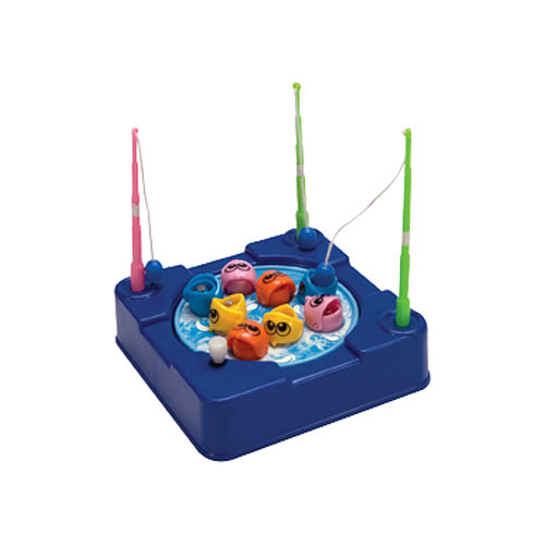 Gone fishing game wind up the toyworks for Gone fishing game