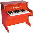 Mini Red Piano