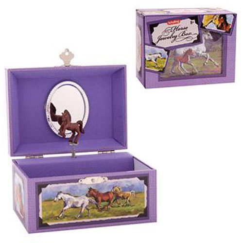 Horse Jewelry Box Delectable Horse Jewelry Box The Toyworks