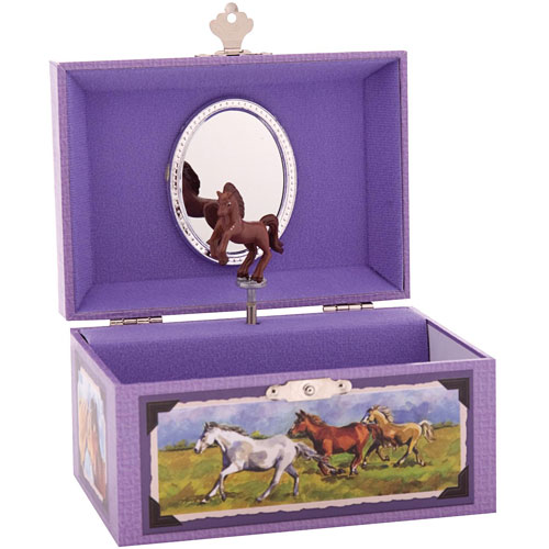 Horse Jewelry Box Stunning Horse Jewelry Box The Toyworks