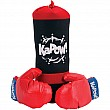 Punching Bag & Glove Set