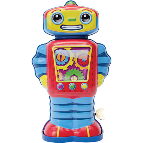 Cosmo Toy Robot New : Cosmo tin robot toy sense