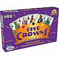 Five Crowns Game with pop-up display
