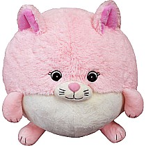 "15"" Squishable Pink Kitty"