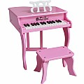30 Key Fancy Baby Grand in Pink