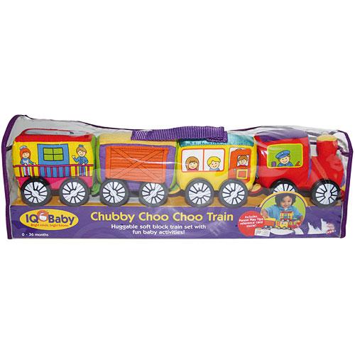 Chubby Choo Choo Train