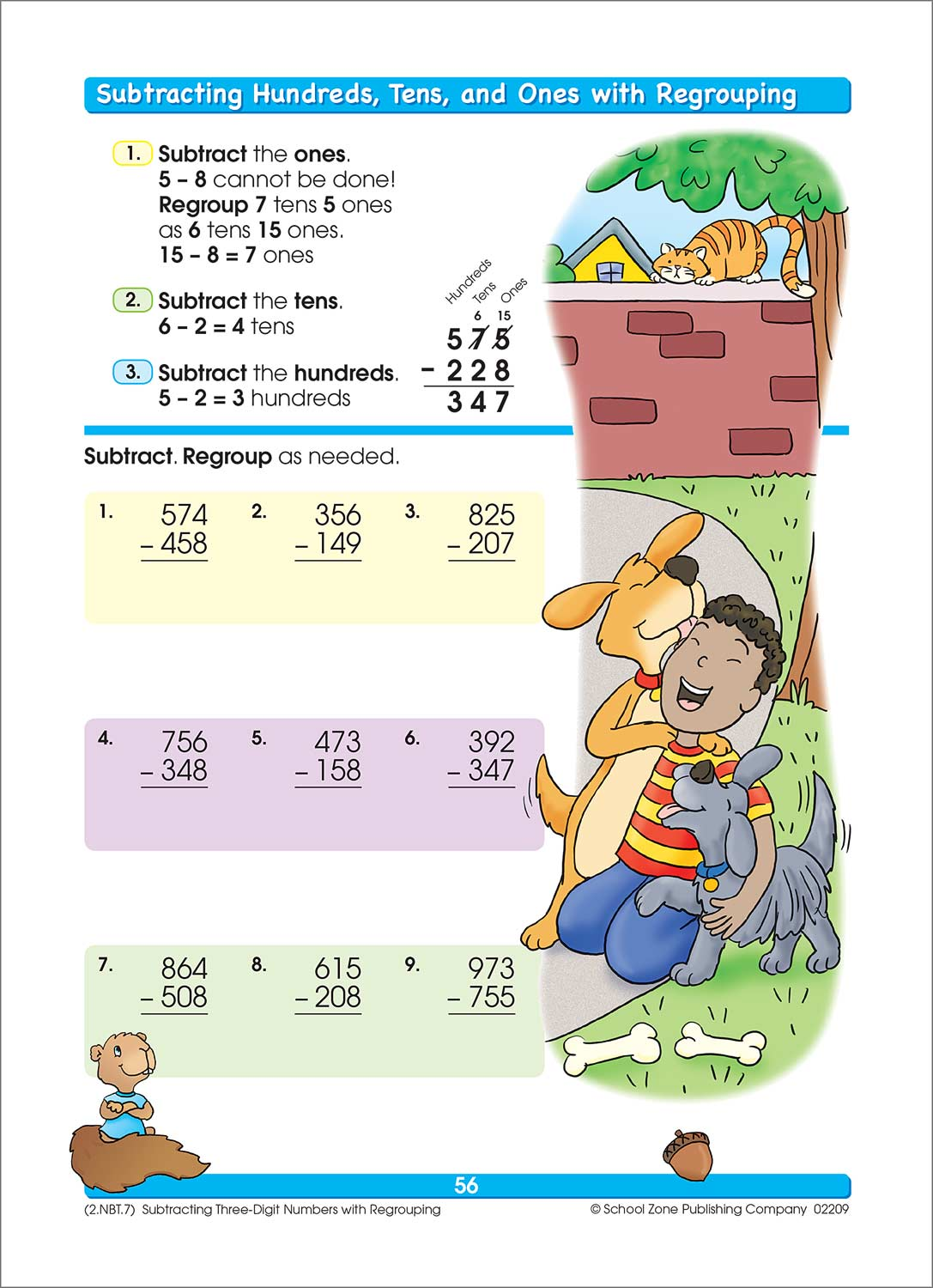 Addition & Subtraction 1-2 Deluxe Edition Workbook - Fun Stuff Toys