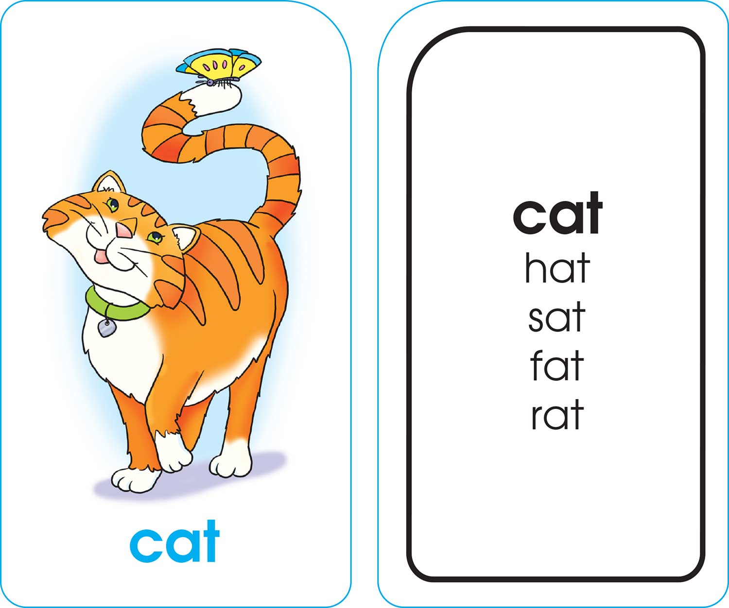 2nd grade flash cards