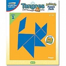 Tangoes Jr. Puzzle Pack  Animals