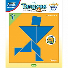 Tangoes Jr. Puzzle Pack  People