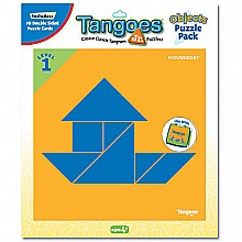 Tangoes Jr. Puzzle Pack  Objects