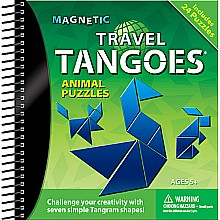 Travel Tangoes  Animals (Case of 8)
