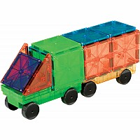 Magna-Tiles™ Cars 2 Piece Expansion Set