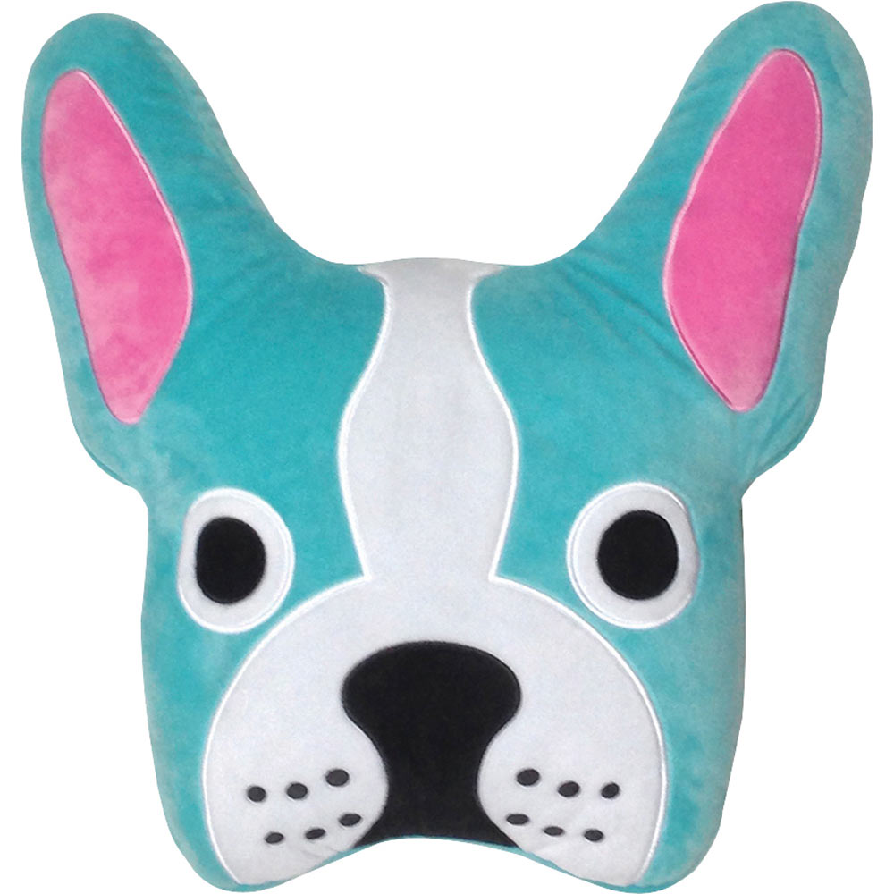 French Bulldog Pillow - iScream -