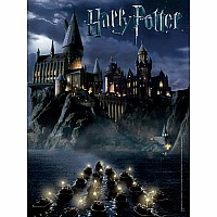 Harry Potter 550 Piece Collector's Puzzle - World of Harry Potter