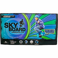 Slackers Skyboard Underglow with LED Lights