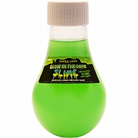 Super Cool Glow in the Dark Slime - 3 Pack