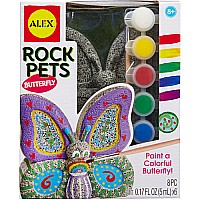Rock Pets Butterfly Kit