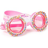 "DO ""NUTS"" 4 U Goggles - Boston Creme Pink"