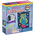 Stick 'n Style Owl Notebook