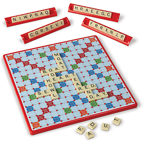 how to play tile lock scrabble