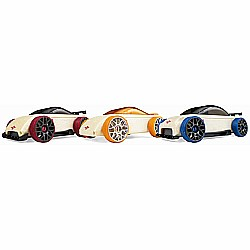 Automoblox Mini's 3-Pack Sports Cars