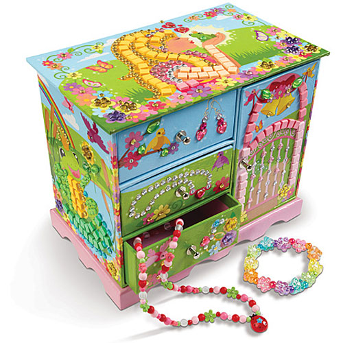 Sticky Mosaics Happily Ever After Jewelry Box ORB Factory