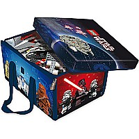 Lego Star Wars ZipBin Toy Box