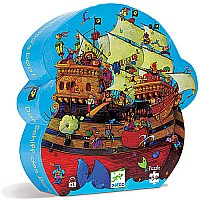 Barbarossa's Boat 54pc Puzzle