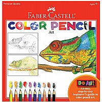 Do Art Color Pencil Art