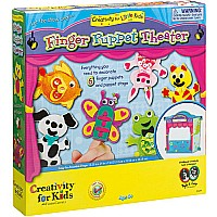 My First Finger Puppet Theater