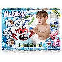 Mr Bubble Monsters