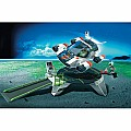 Playmobil E-Rangers' Turbojet with Launch Pad