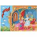 The Princess and her Frog Puzzle (36 pcs)