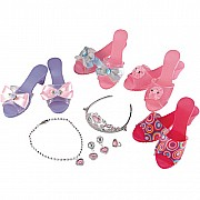 Dress Up Shoes & Jewelry