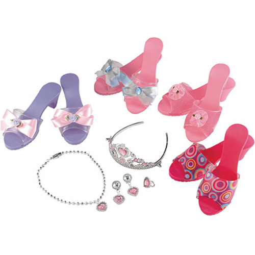 Dress Up Shoes & Jewelry - Be Beep Toys
