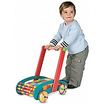 ABC Buggy Baby Walker