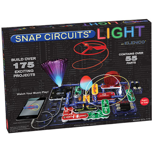 Snap Circuits Light Set The Toy Station At School Crossing